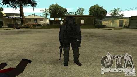 Roach from CoD MW2 для GTA San Andreas