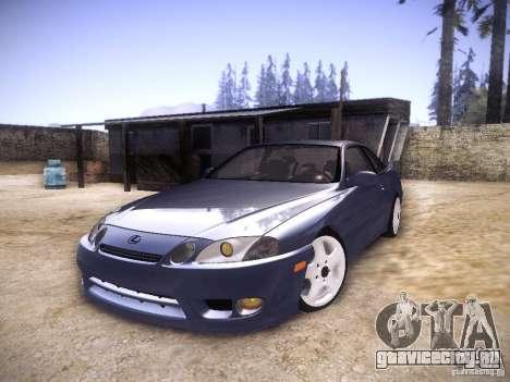 Lexus SC300 - Stock для GTA San Andreas