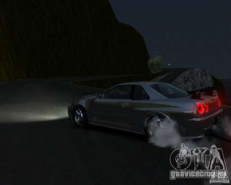 Rocky Drift Island для GTA 4 пятый скриншот