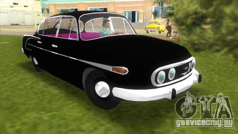 Tatra T2-603 1967 для GTA Vice City