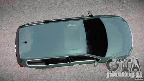 Volkswagen Passat Variant R50 для GTA 4 вид справа