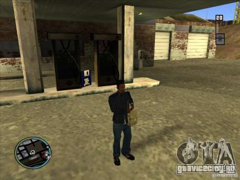 SA IV WEAPON SCROLL 2.0 для GTA San Andreas второй скриншот