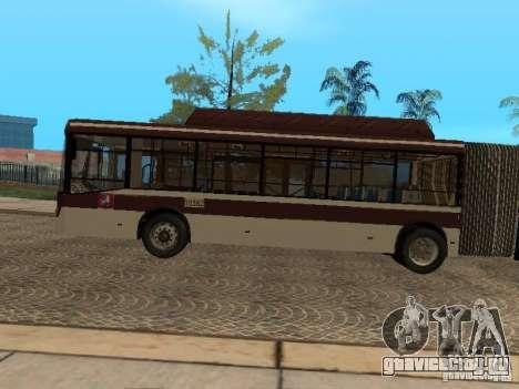 ЛиАЗ 6213.70 для GTA San Andreas