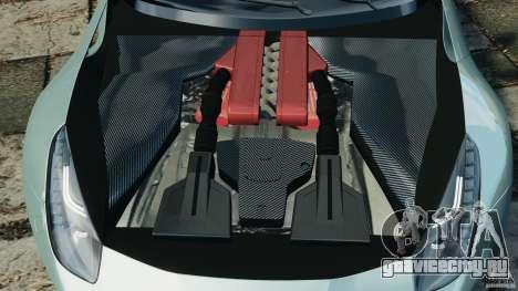 Ferrari F12 Berlinetta 2013 [EPM] для GTA 4 вид сбоку