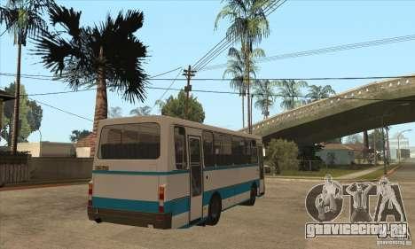 ЛАЗ А141 для GTA San Andreas вид справа