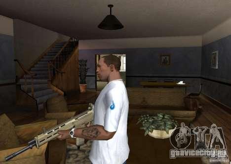 Magpul Masada для GTA San Andreas второй скриншот