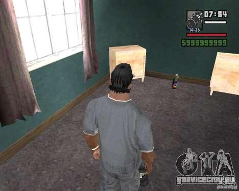 Фотокамера для GTA San Andreas второй скриншот
