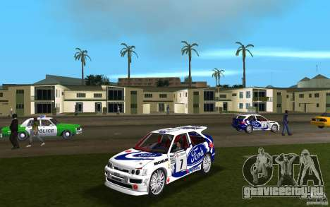 Ford Escort Cosworth RS для GTA Vice City