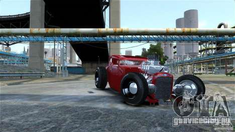 Smith 34 Hot-Rod Restyling для GTA 4 вид справа