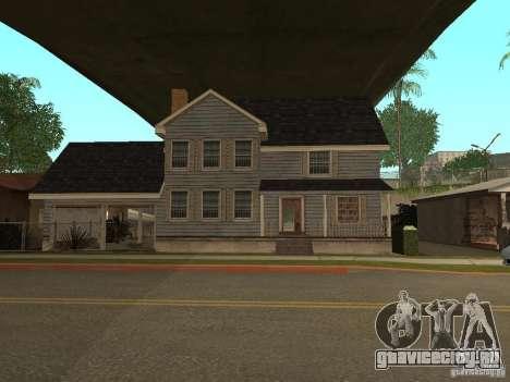 Дом из Мафии для GTA San Andreas