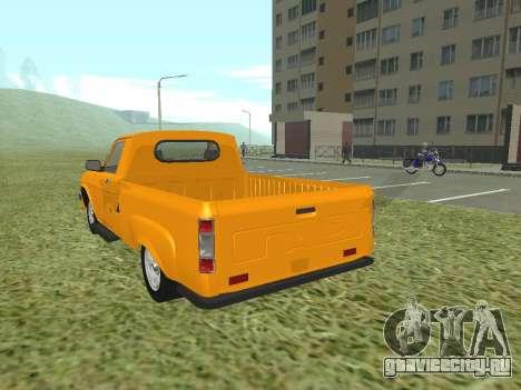 ГАЗ 17310 Трофим для GTA San Andreas