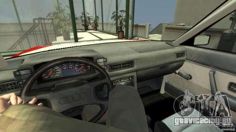 Audi 80 B2 Quattro Rally для GTA 4 вид справа