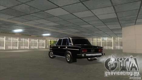 Ваз 2103 для GTA San Andreas вид слева