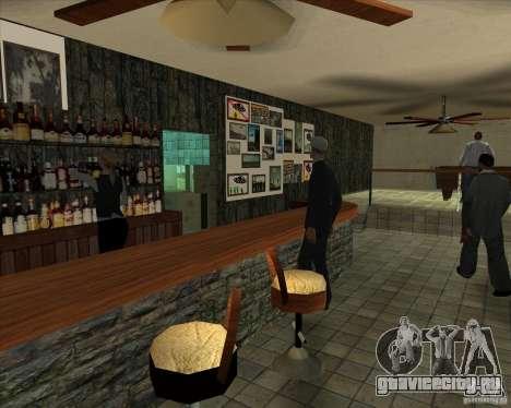 Новая таверна Лил Проб для GTA San Andreas пятый скриншот