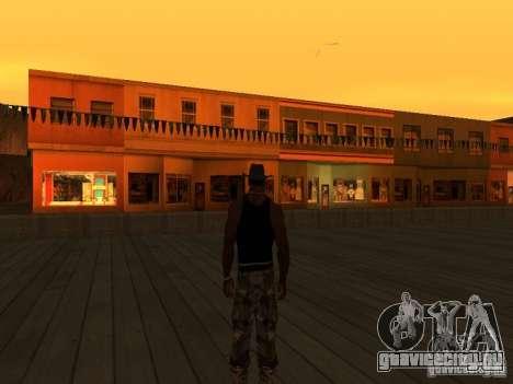 La villa de la noche beta 1 для GTA San Andreas