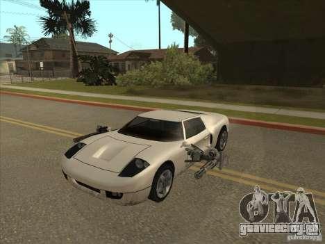 CLEO скрипт: Super Car для GTA San Andreas