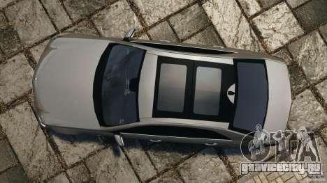 Mercedes-Benz E63 AMG для GTA 4 вид справа