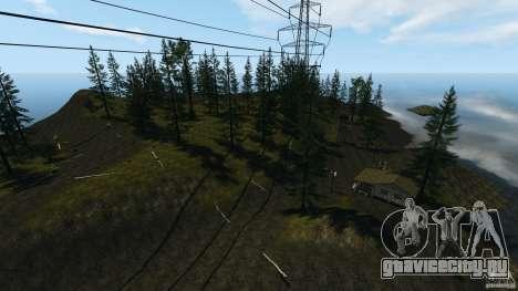 The Loggers Point для GTA 4 пятый скриншот
