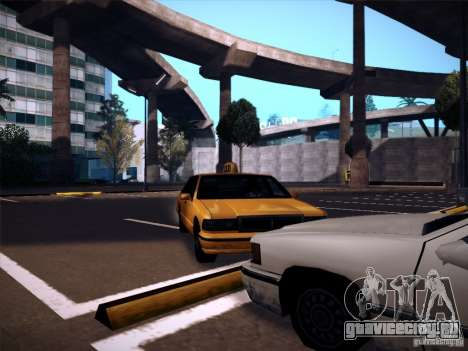 ENBSeries by CatVitalio для GTA San Andreas второй скриншот