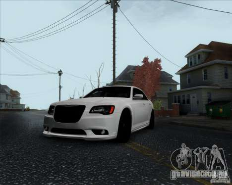 Chrysler 300 SRT-8 Final 2011 для GTA San Andreas