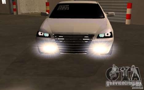 ВАЗ Лада Приора для GTA San Andreas вид справа