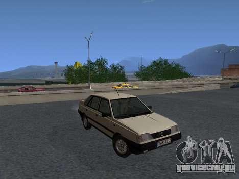 FSO Polonez Atu 1.4 GLI 16v для GTA San Andreas вид справа