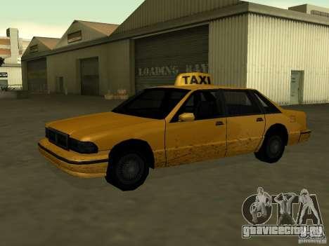Реалистичные текстуры оригинальных авто для GTA San Andreas