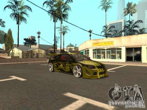 Chevrolet Cobalt SS Shift Tuning для GTA San Andreas