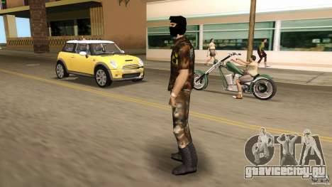 Stalker для GTA Vice City второй скриншот