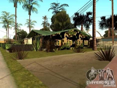 Новый дом Денис для GTA San Andreas второй скриншот