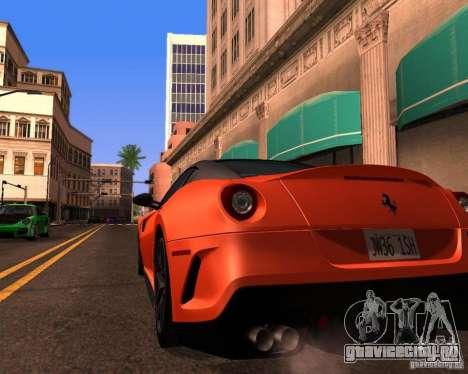 Real World ENBSeries v4.0 для GTA San Andreas седьмой скриншот