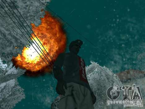 Salut v1 для GTA San Andreas третий скриншот