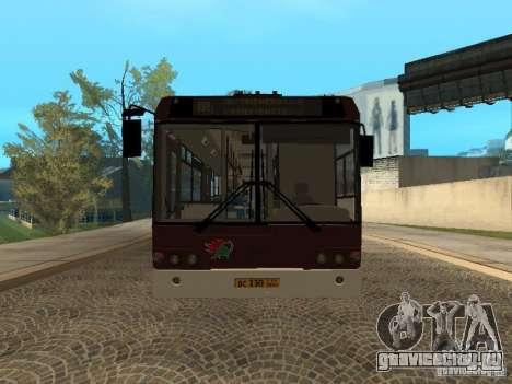 ЛиАЗ 6213.70 для GTA San Andreas вид слева