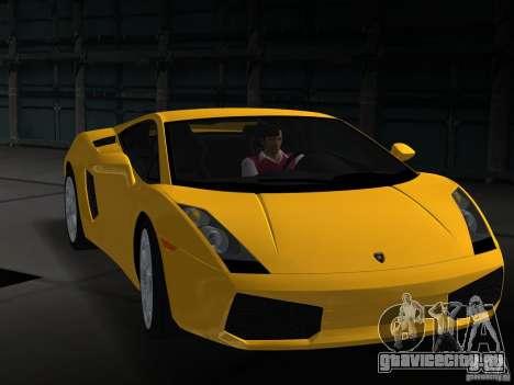 Lamborghini Gallardo для GTA Vice City