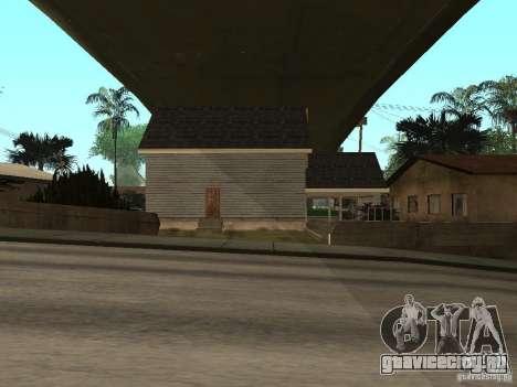 Дом из Мафии для GTA San Andreas третий скриншот