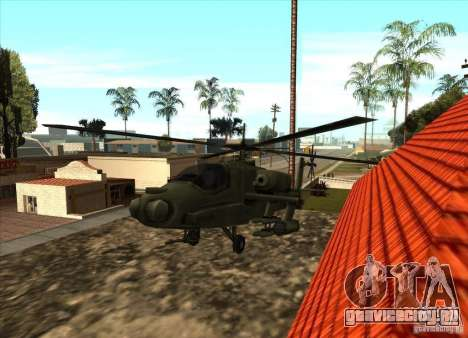 Припаркованный транспорт на Грув Стрит для GTA San Andreas второй скриншот