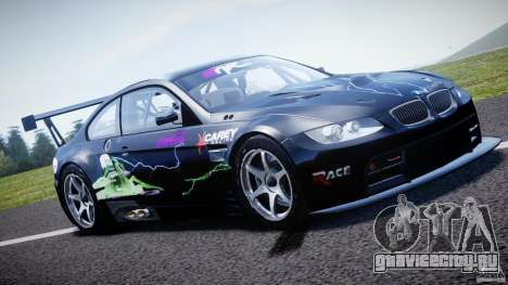 BMW M3 GT2 Drift Style для GTA 4