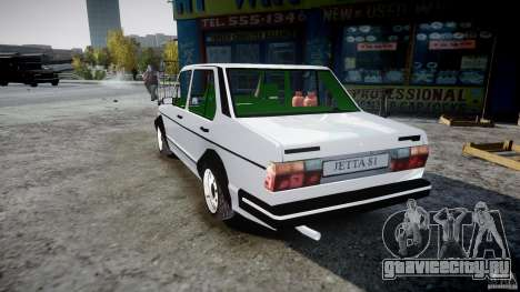 Volkswagen Jetta 1981 для GTA 4