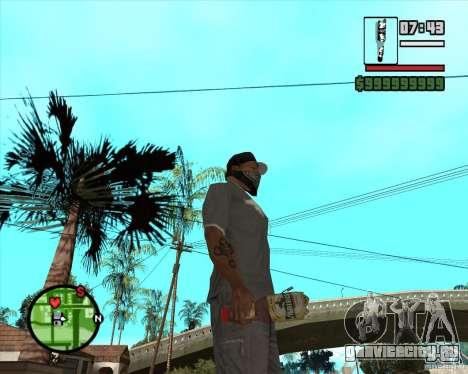 Львовское Светлое для GTA San Andreas второй скриншот