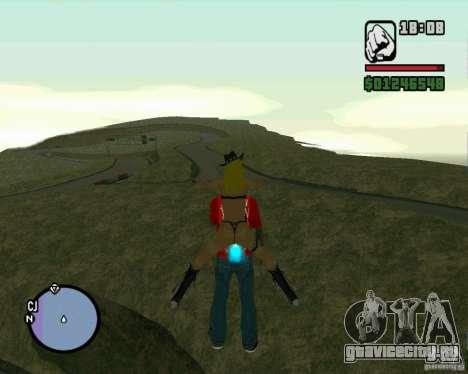 Ebisu Touge для GTA San Andreas пятый скриншот