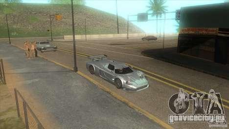 Качественные дороги в LS для GTA San Andreas седьмой скриншот