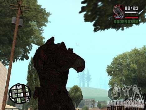 Локаст Theron Guard для GTA San Andreas третий скриншот