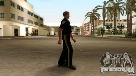 Новая одежда копов версия 2 для GTA Vice City второй скриншот