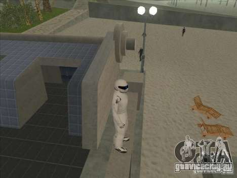 Stig для GTA San Andreas