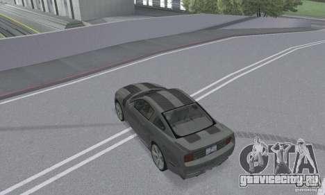 Saleen S281 Pack 2 для GTA San Andreas вид сбоку