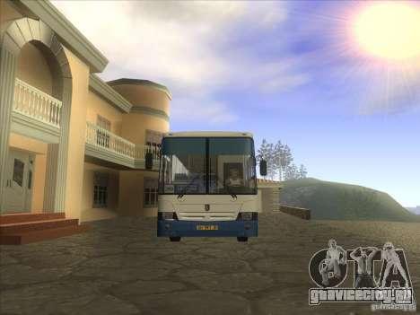 НефАЗ 5299-11-32 для GTA San Andreas вид слева