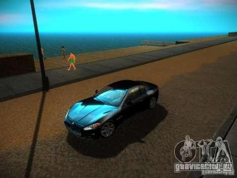 ENBSeries By Avi VlaD1k для GTA San Andreas четвёртый скриншот