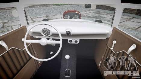Ford Hot Rod 1931 для GTA 4 вид сзади