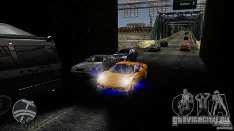 Traffic Load [Final] для GTA 4 четвёртый скриншот
