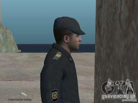 Сержант ППС для GTA San Andreas пятый скриншот